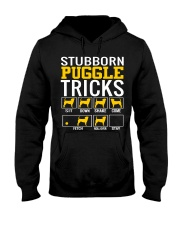 Stubborn Puggles Tricks Hooded Sweatshirt thumbnail
