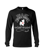 Biewer Terrier Is In My Heart And Soul Long Sleeve Tee thumbnail