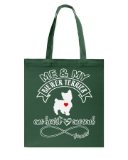 Biewer Terrier Is In My Heart And Soul Tote Bag thumbnail