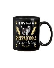 It Is Just A Sheepadoodle Mug thumbnail