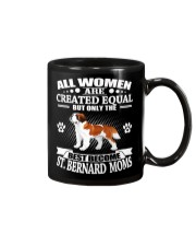 Saint Bernard Mom Mug tile