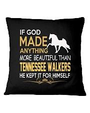 Tennessee Walking Horses Square Pillowcase thumbnail