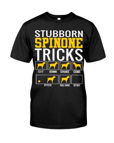Stubborn Spinone Tricks