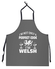 I am a Welsh Perfect Cook Apron front