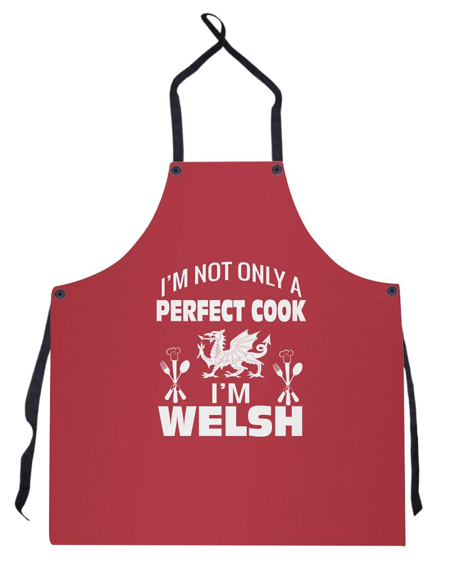 I am a Welsh Perfect Cook Apron