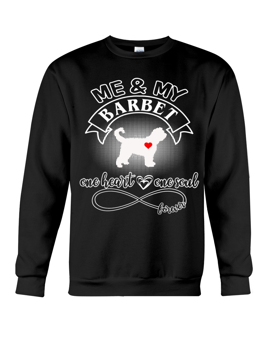 Barbet Is In My Heart And Soul Crewneck Sweatshirt