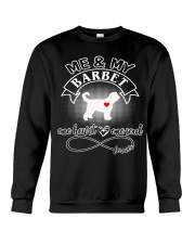 Barbet Is In My Heart And Soul Crewneck Sweatshirt front