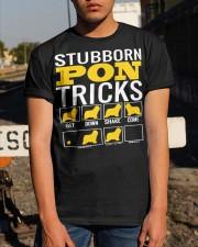 Stubborn PON Tricks Classic T-Shirt apparel-classic-tshirt-lifestyle-29