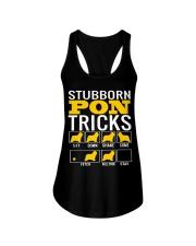 Stubborn PON Tricks Ladies Flowy Tank thumbnail
