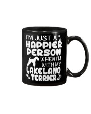 Happier Person Lakeland Terrier Mug thumbnail