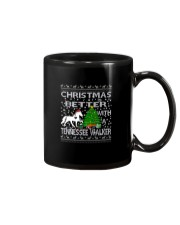 Christmas Is Better With A Tennessee Walker Mug thumbnail