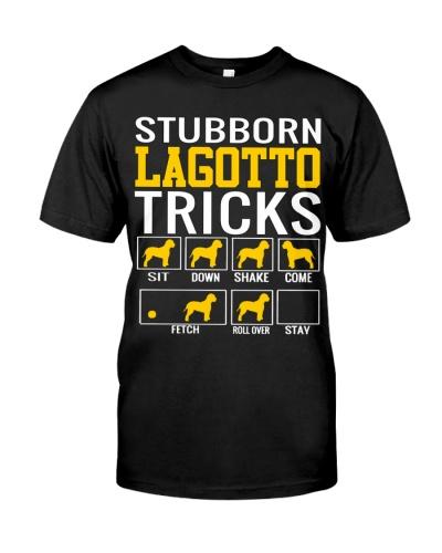 Stubborn Lagotto Tricks