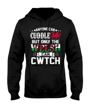 CUDDLE WELSH CWTCH Hooded Sweatshirt front