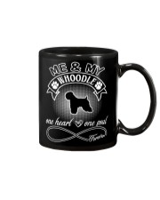 Whoodle Is In My Heart And Soul Mug thumbnail