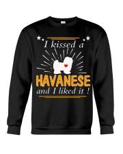 I Kissed A Havanese I Liked It Crewneck Sweatshirt thumbnail
