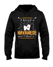 I Kissed A Havanese I Liked It Hooded Sweatshirt thumbnail
