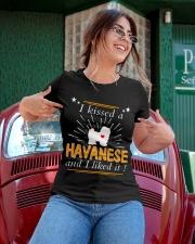 I Kissed A Havanese I Liked It Ladies T-Shirt apparel-ladies-t-shirt-lifestyle-01