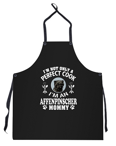 I love Cooking And My Affenpinscher