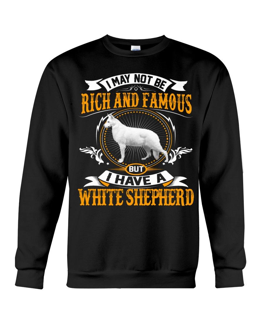 WHITE SHEPHERD Crewneck Sweatshirt