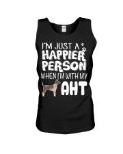 American Hairless Terrier Unisex Tank tile