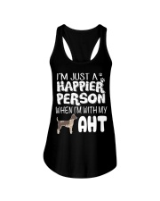 American Hairless Terrier Ladies Flowy Tank thumbnail