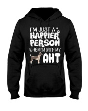 American Hairless Terrier Hooded Sweatshirt thumbnail