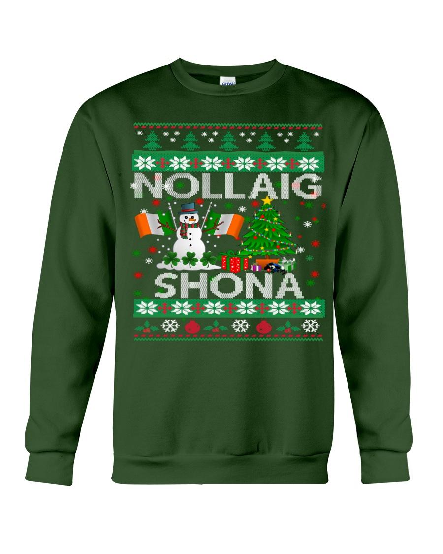 Nollaig Shona Crewneck Sweatshirt