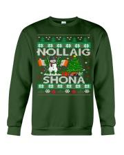 Nollaig Shona Crewneck Sweatshirt front