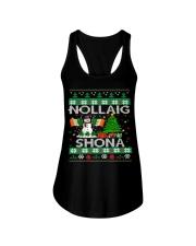 Nollaig Shona Ladies Flowy Tank thumbnail