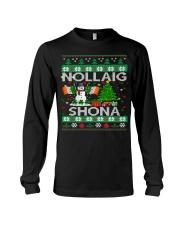 Nollaig Shona Long Sleeve Tee thumbnail
