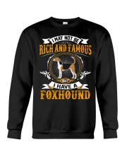 Rich And Famous WIth Foxhound Crewneck Sweatshirt thumbnail