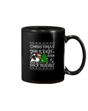 Christmas Is Better With A Jack Russell Mug thumbnail
