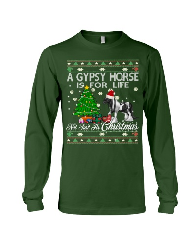 Gypsy Horse Just For Christmas