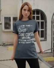 Crazy Cane Corso Lady Classic T-Shirt apparel-classic-tshirt-lifestyle-19