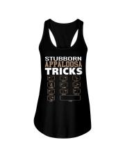 Stubborn Appaloosa Tricks Ladies Flowy Tank thumbnail