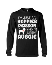 Happier Person Auggie Long Sleeve Tee thumbnail