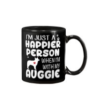 Happier Person Auggie Mug thumbnail