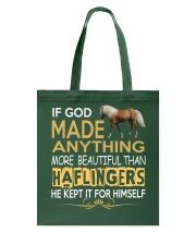 HAFLINGERS Tote Bag thumbnail