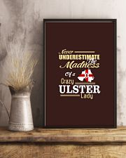 Crazy Ulster Lady 11x17 Poster lifestyle-poster-3