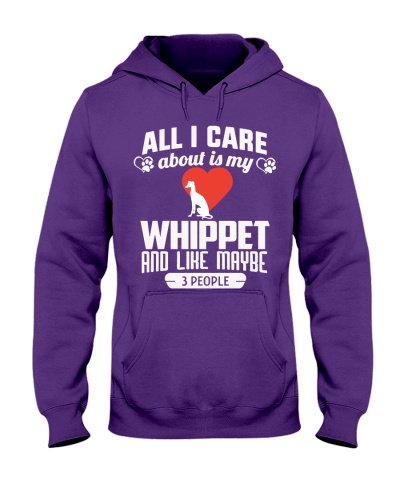 All I Care My Whippet