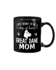 Stay At Home Great Dane Mom Mug thumbnail