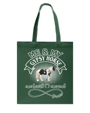 Gypsy Horse Is In My Heart And Soul Tote Bag thumbnail