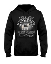 Gypsy Horse Is In My Heart And Soul Hooded Sweatshirt thumbnail
