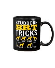 Stubborn Black Russian Terrier Tricks Mug thumbnail