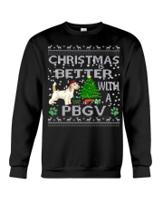 Christmas Is Better With A PBGV Crewneck Sweatshirt tile