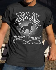 Paso Fino Is In My Heart And Soul Classic T-Shirt apparel-classic-tshirt-lifestyle-28