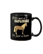 Haflinger Is Just a Horse Mug thumbnail