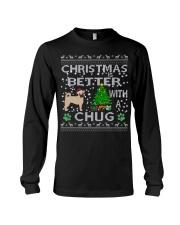 Christmas Is Better With A Chug Long Sleeve Tee thumbnail
