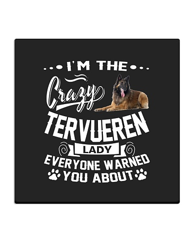 Crazy Tervueren Lady