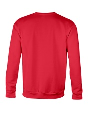 Christmas Is Better With A Deerhound Crewneck Sweatshirt back
